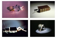 lying objects by laurie simmons