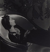 coco chanel, paris by horst p. horst