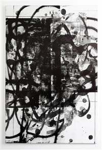 untitled (p368) by christopher wool