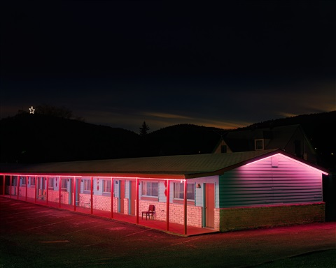 motel, raton, new mexico by steve fitch