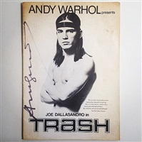trash by andy warhol