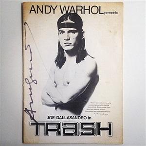 trash by andy warhol