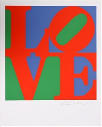 classic love by robert indiana