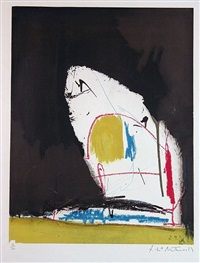 capriccio by robert motherwell