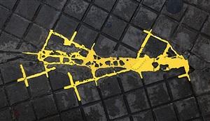 carrer del concell de cent, barcelona by ken'ichiro taniguchi
