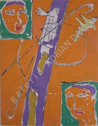 going for god by bruce mclean
