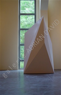 untitled – sculpture by sol lewitt