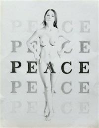 peace by mel ramos
