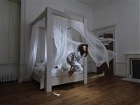 bedroom by julia fullerton-batten