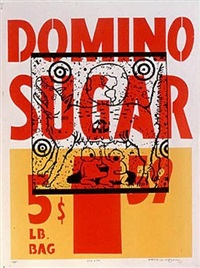 true myth (domino sugar) by david wojnarowicz