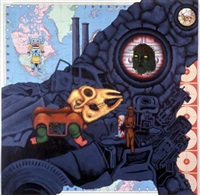 excavating the temple of the new gods by david wojnarowicz