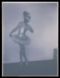 untitled, ballerina by kerry james marshall