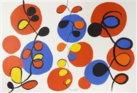 balloons and flying kites by alexander calder