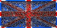 union jack by david datuna