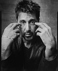 al pacino, nyc, 1999 by mark seliger