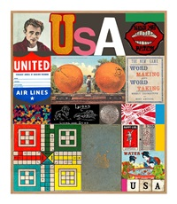 usa series - james dean by peter blake