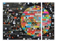 citta samatana diptych 93 by james verbicky
