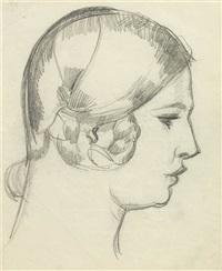 study of a dancer by john duncan fergusson