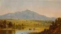 new england landscape by sanford robinson gifford