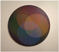 induction gabo 30b by carlos cruz-diez
