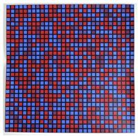 aus '9x5 konkret' by françois morellet