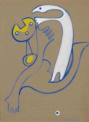 untitled 35-1 by charles joseph biederman