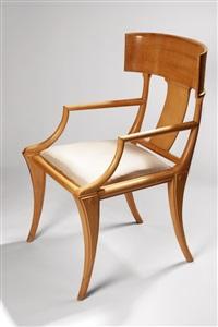 fauteuil by t.h. robsjohn-gibbings