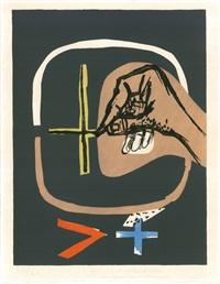 poème de l'angle droit, no. 19 by le corbusier
