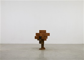 clutch xi by antony gormley