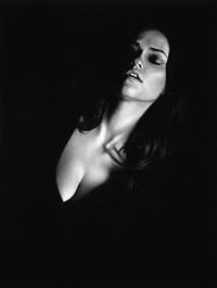 untitled (donna elvira) by robert longo