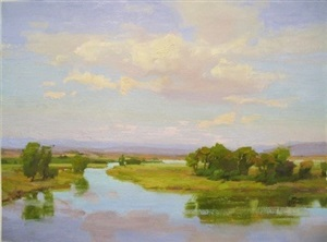 american landscape by marcella gillenwater