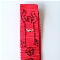 untitled (cock tie) by keith haring