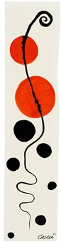 growing vine by alexander calder