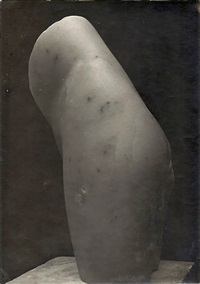 torso by constantin brancusi