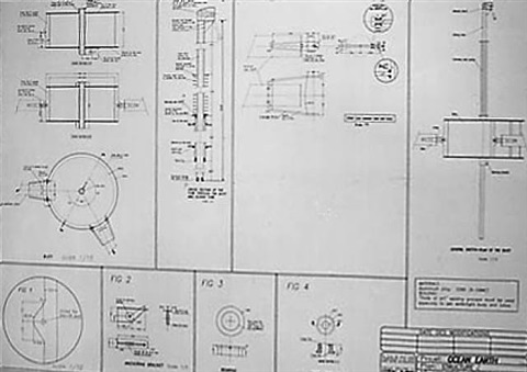 technical drawing by peter fend