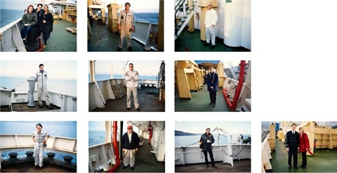 allan sekula ship of fools by allan sekula
