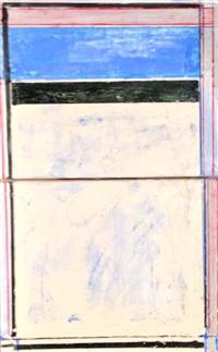 sidney's door (diptych) by linda touby