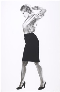 cindy by robert longo
