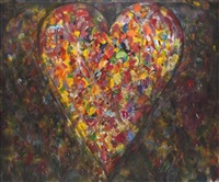 manic make-believe by jim dine
