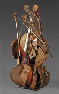 violoncelle / violoncello by arman