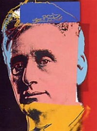 louis brandeis by andy warhol