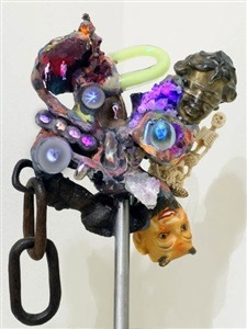 ...and color summer group show in gallery ii by tony oursler