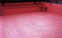 sporthalle by julian faulhaber