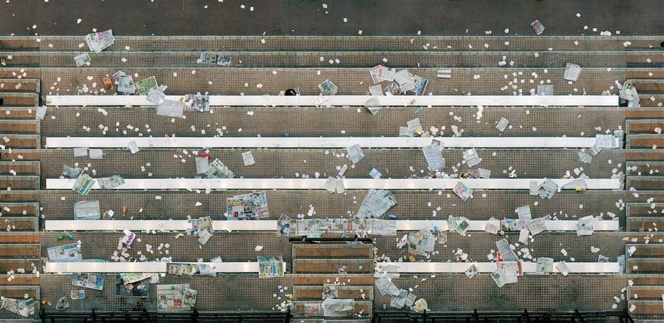 untitled (racetrack), hong kong by andreas gefeller