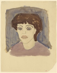 maud abrantes by amedeo modigliani