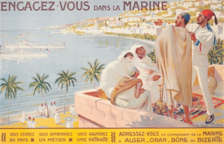 engagez vous dans la marine by georges michel