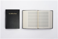 one million years by on kawara