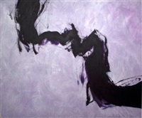 considering all possible worlds: purple & black by cleve gray