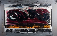 nuages by karel appel
