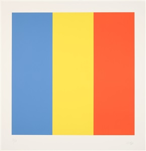 accrochage by ellsworth kelly